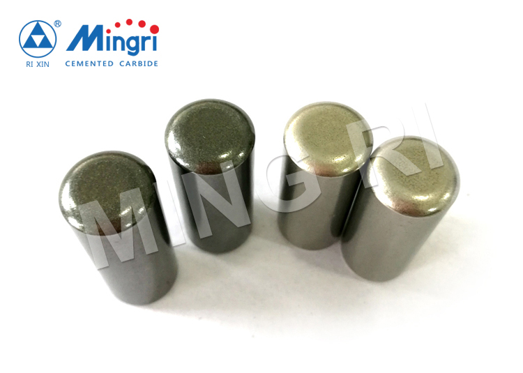 tungsten carbide grinding studs for HPGR high pressure grinding rolls