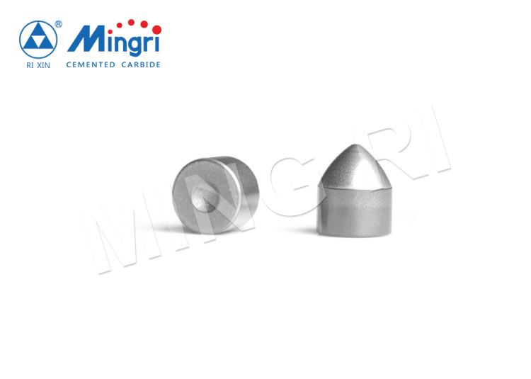 Tungsten Carbide Button Tips for Mining