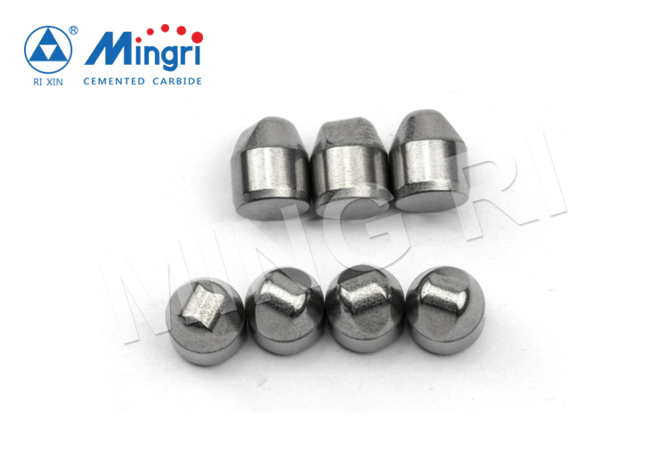 Tungsten Carbide Teeth for Coal Mining