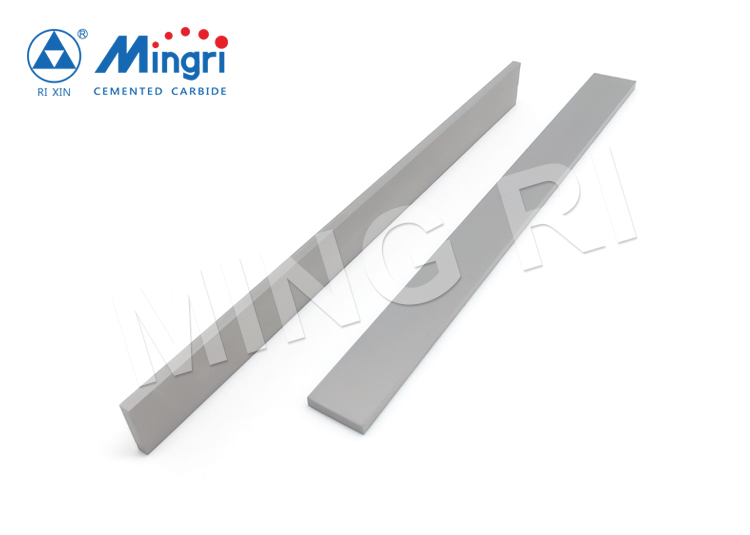 widia tungsten carbide flat bars for woodworking and metal cutting