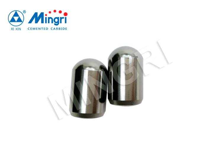 for Oil-Field Drill Bits Polished Cemented Tungsten Carbide Button Teeth Tips