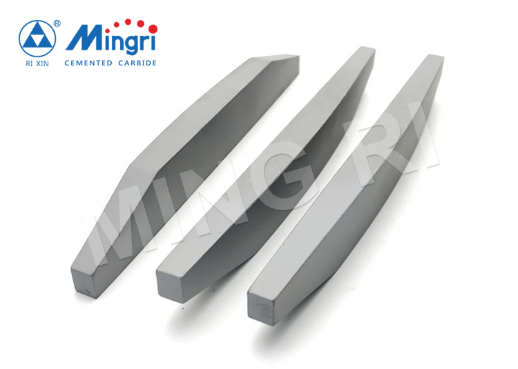 factory tungsten carbide Bars strips for VSI Spiral sand washer