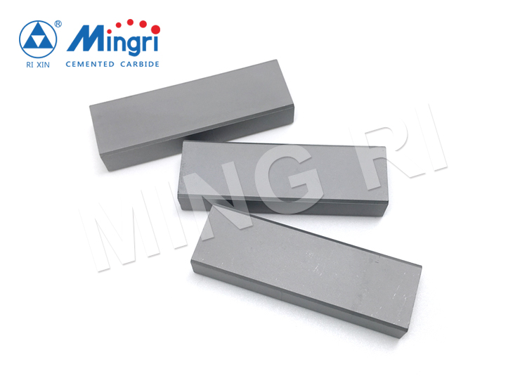 cemented carbide STB strips tungsten carbide strips YG6 YG8 K20 K30 square bar